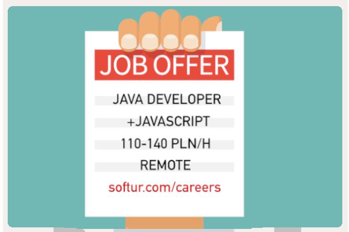 softur.com | Java Developer with JavaScript